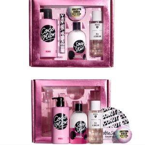 PINK ultimate beauty box